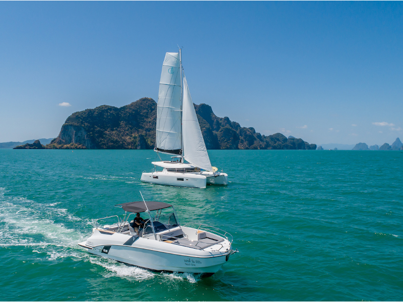 Beneteau Flyer 8.8 (Nauti One)  - 10