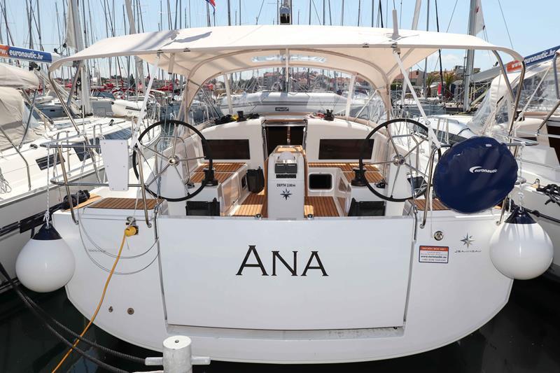 Sun Odyssey 440 (Ana)  - 37