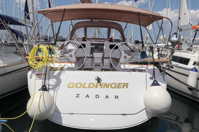 Elan 45 Impression (Goldfinger )  - 21