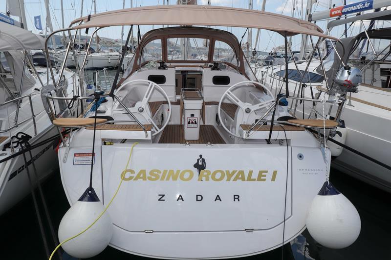 Elan 45 Impression (Casino Royale I)  - 2