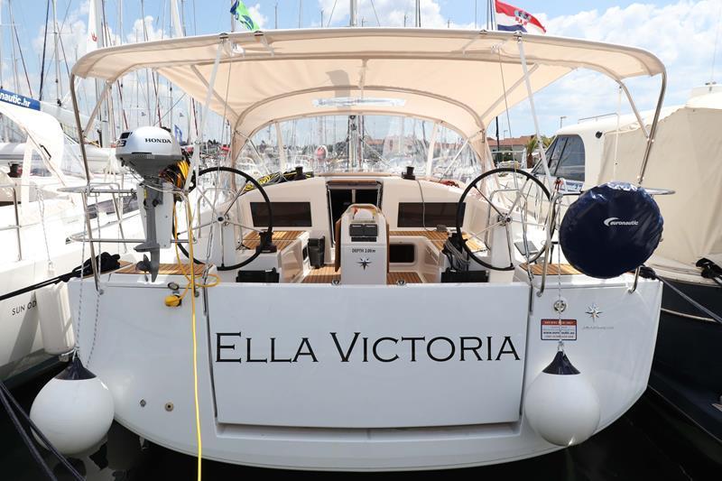 Sun Odyssey 440 (Ella Victoria)  - 4