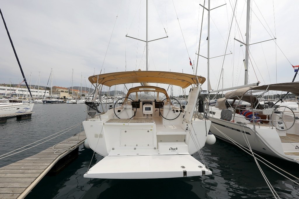 Dufour 460 Grand Large (CHUCK)  - 15