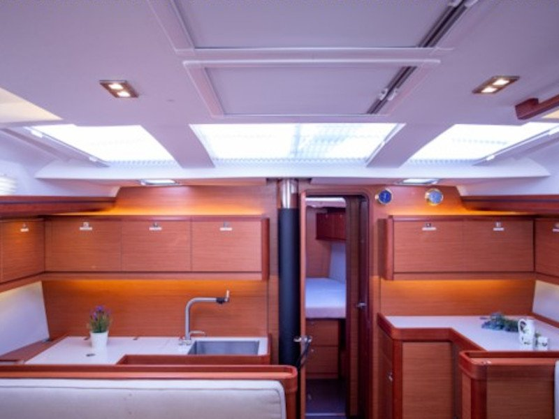 Dufour 520 Grand Large (Nerthag) Interior image - 25