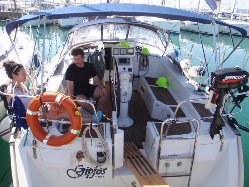 Oceanis Clipper 423 (Gipfos)  - 6