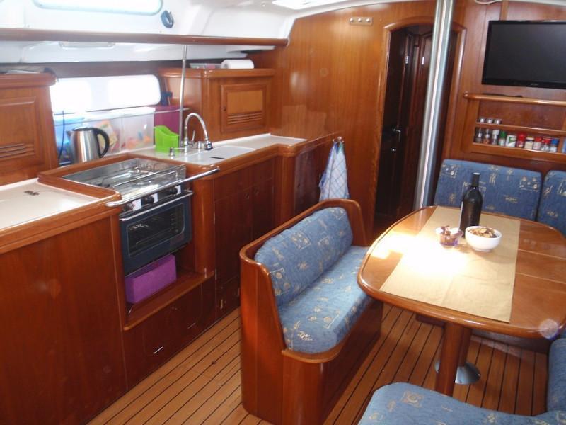 Oceanis Clipper 423 (Gipfos)  - 1
