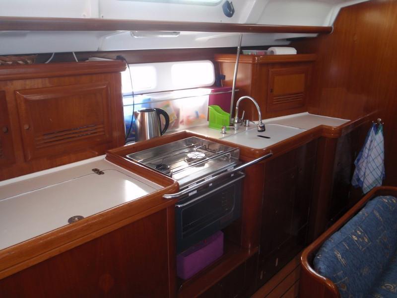 Oceanis Clipper 423 (Gipfos)  - 2