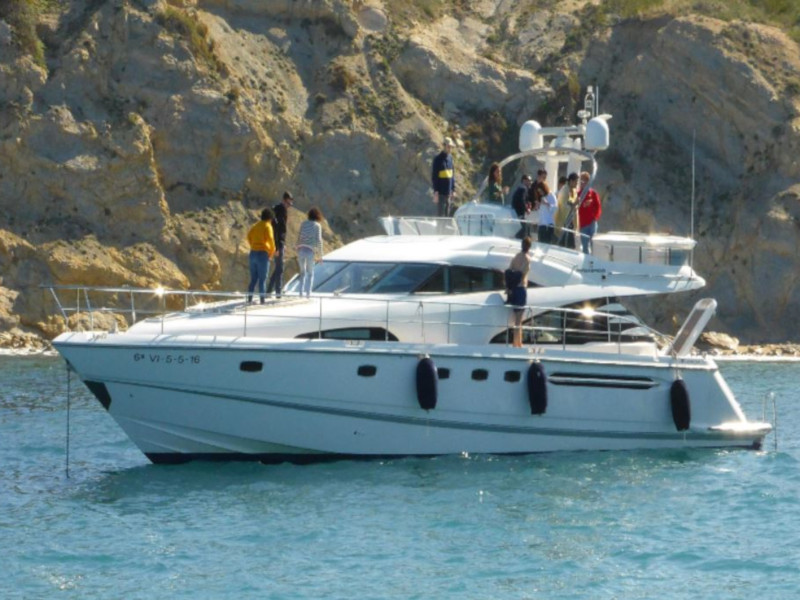 Fairline Squadron 58 (Vagabundo) Main image - 0