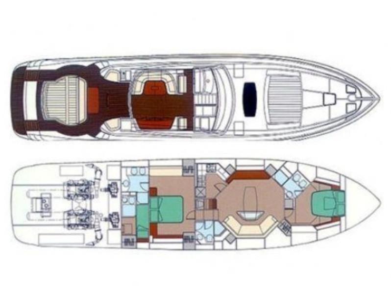 Riva Slendida 72 (Babluc) Plan image - 3