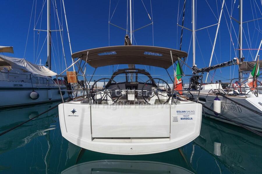 Sun Odyssey 349 (Marsiglia )  - 1
