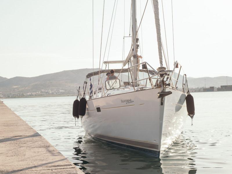 Oceanis 411 Clipper (Ekaterini) Main image - 0