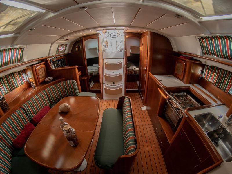 Oceanis 411 Clipper (Ekaterini) Interior image - 7
