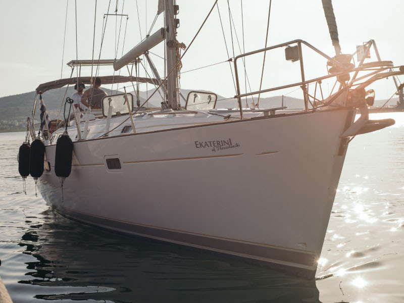 Oceanis 411 Clipper (Ekaterini)  - 17