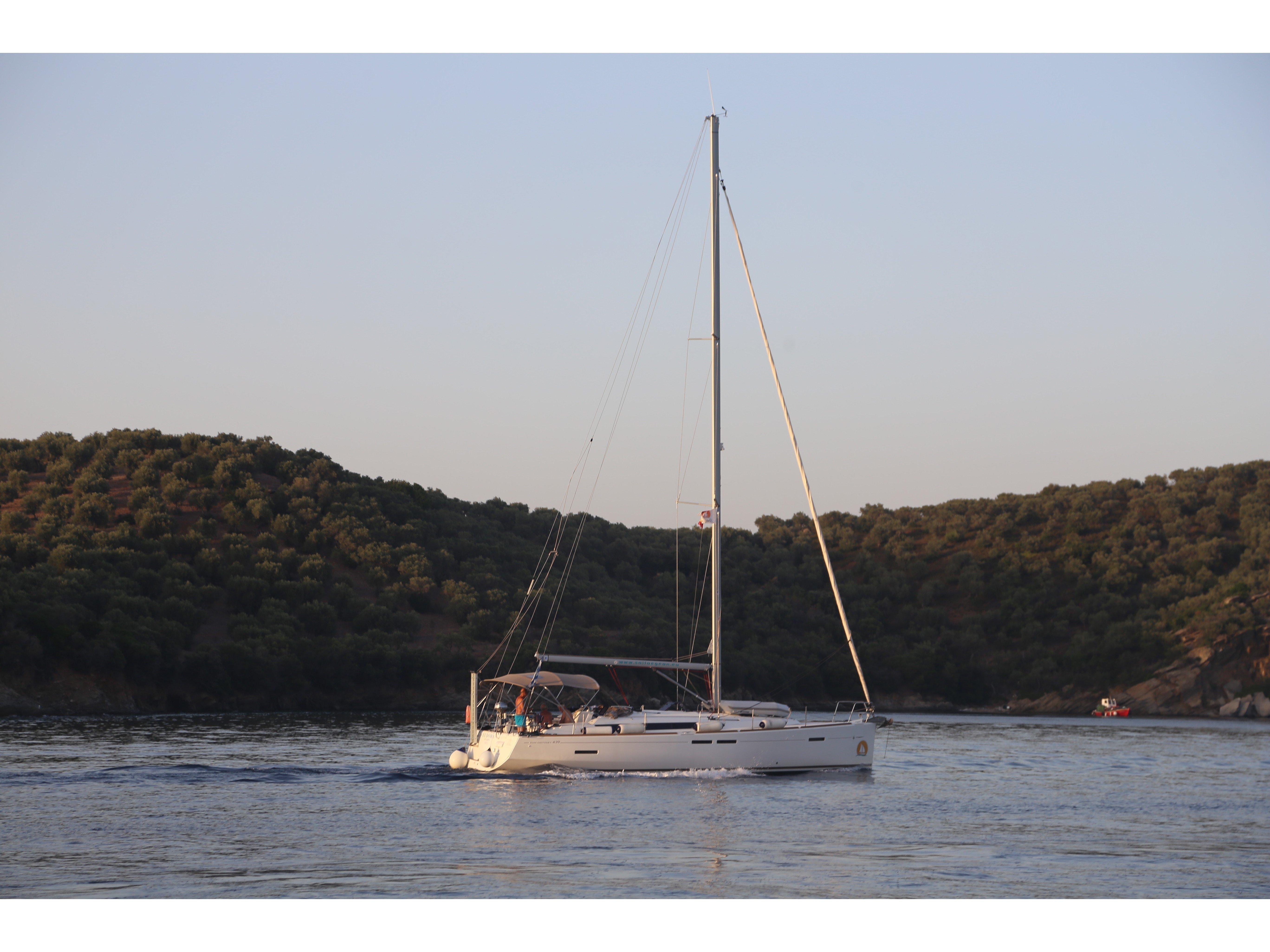 Sun Odyssey 439 (Eudora) Main image - 0