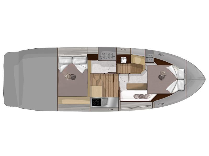 Sessa C35 (Jupika) Plan image - 12