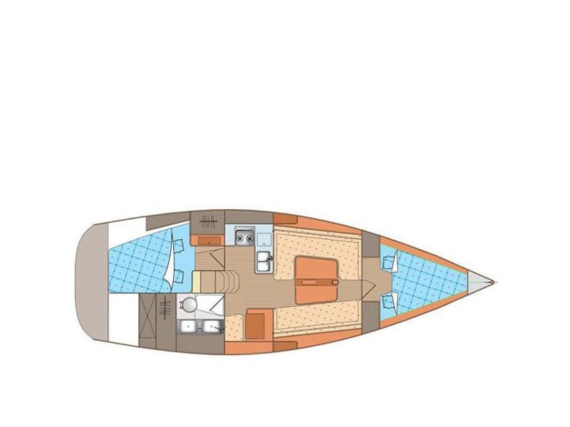 Elan 340 (MIRI) Plan image - 2