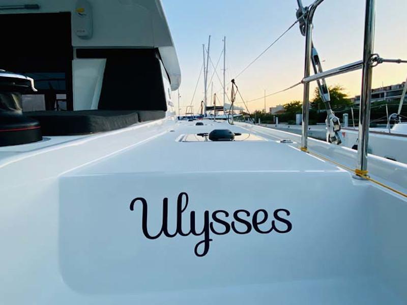 Lagoon 42 (Ulysses)  - 4