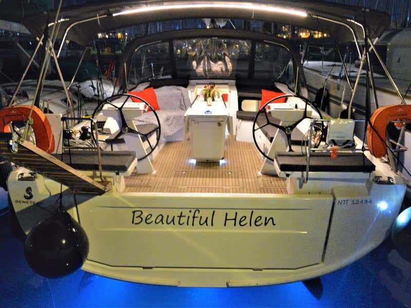 Oceanis 46.1 (Beautiful Helen)  - 8