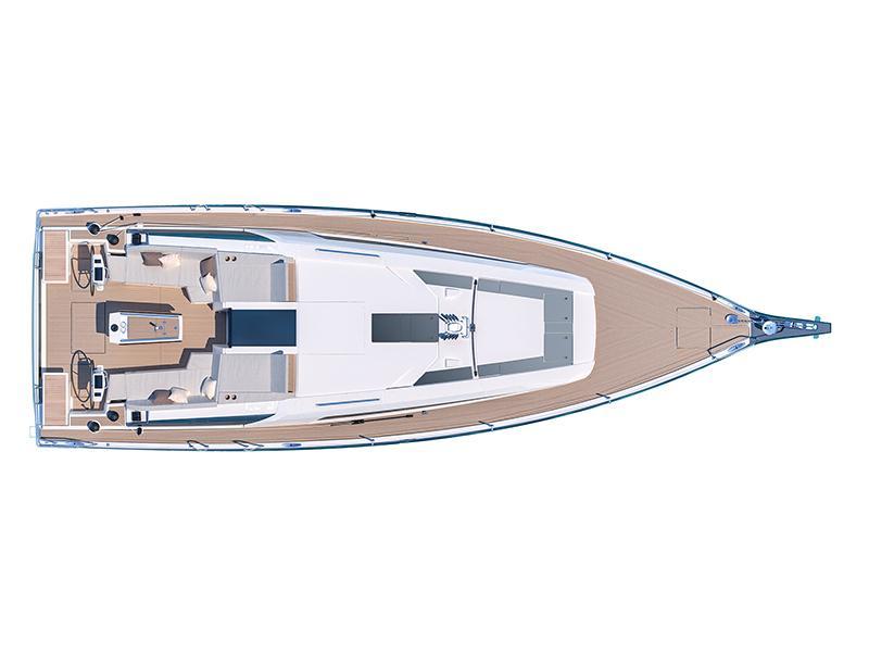 Oceanis 46.1 (Beautiful Helen)  - 20