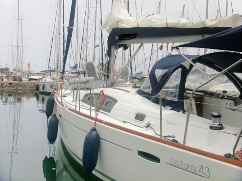 Oceanis 43 (Oceanis 43)  - 3