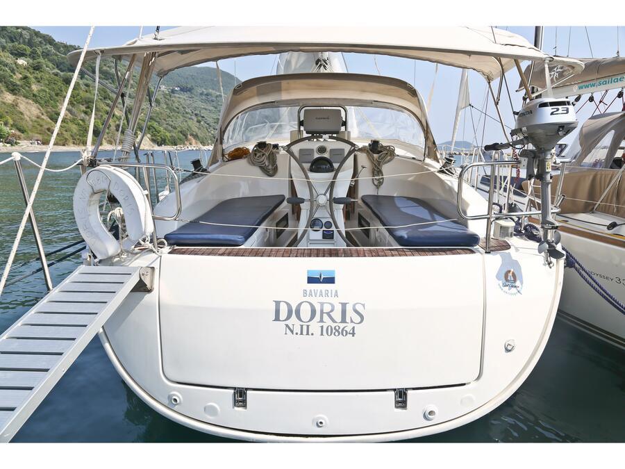 Bavaria Cruiser 36 (Doris) Main image - 0