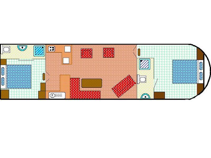 EuroClassic 139GC (CL/ EuroClassic 139GC) Plan image - 2