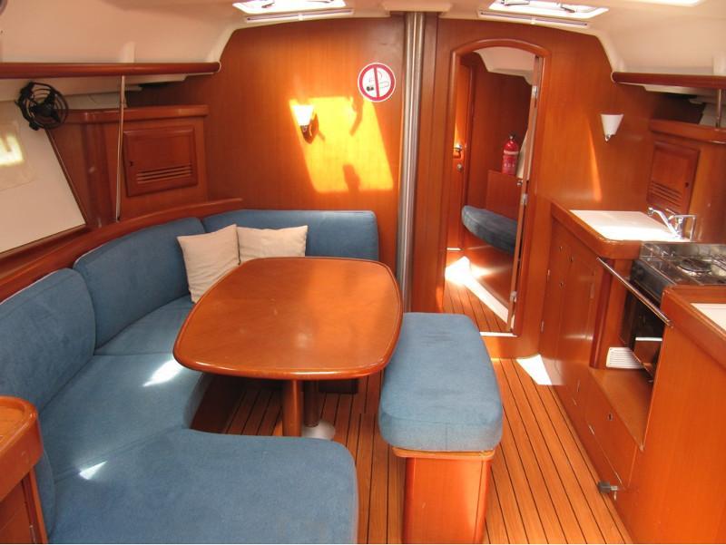 Oceanis 393 Clipper (Mare) Interior image - 5