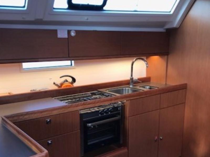 Bavaria Cruiser 46 (Tuerredda) Interior image - 2