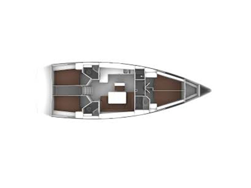Bavaria Cruiser 46 (Maladroxia) Plan image - 6