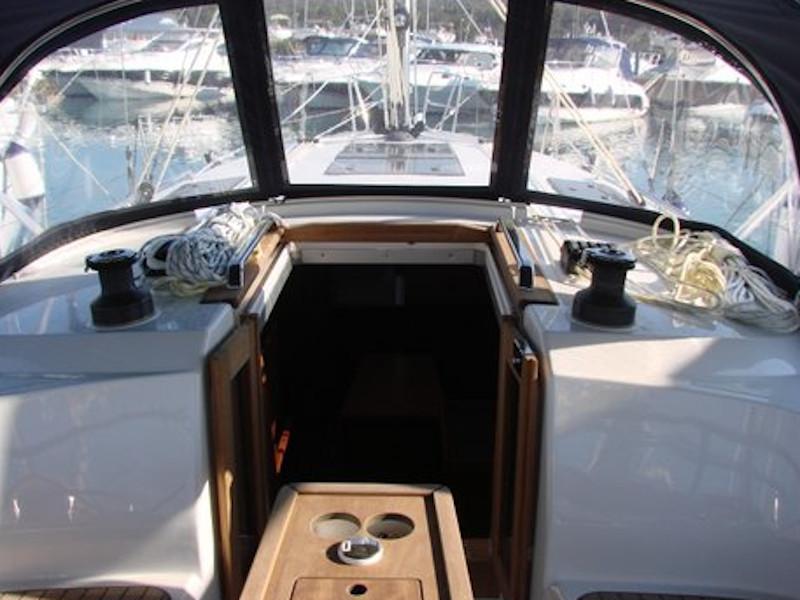 Bavaria 37 Cruiser (Kristina)  - 5