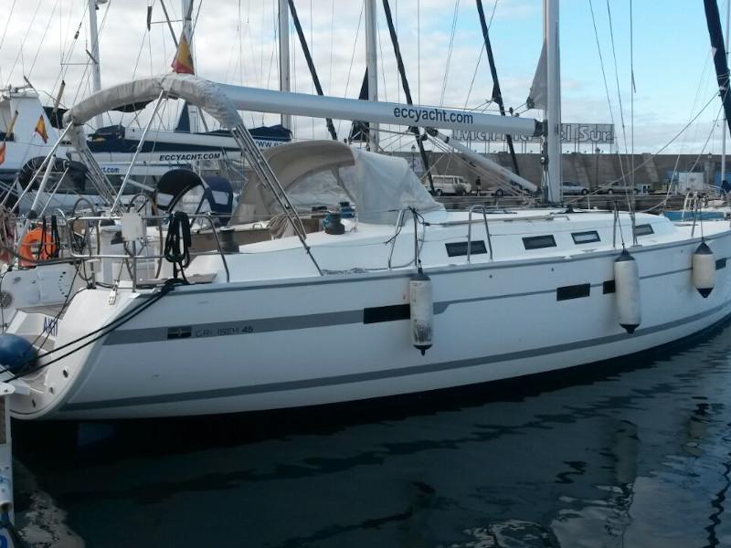 Bavaria 45 Cruiser (Akilina)  - 8