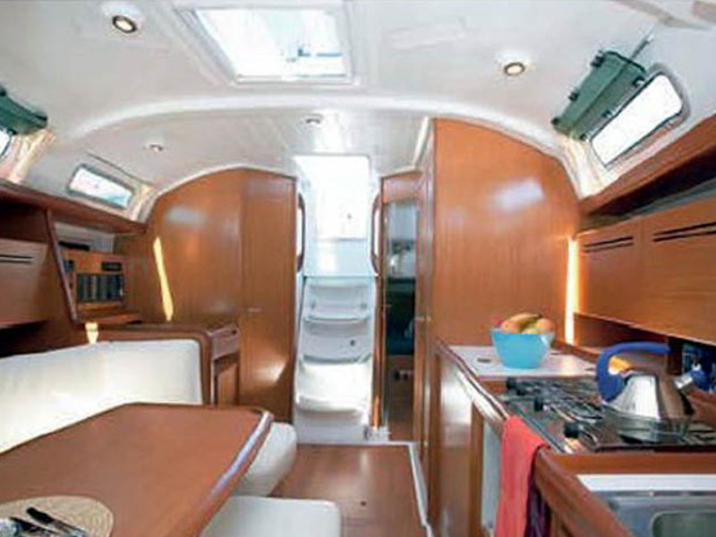 Cyclades 39.3 (Rhodes Yachting) Interior image - 2