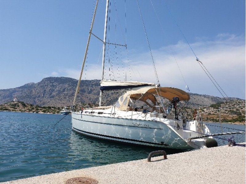 Cyclades 39.3 (Rhodes Yachting)  - 7