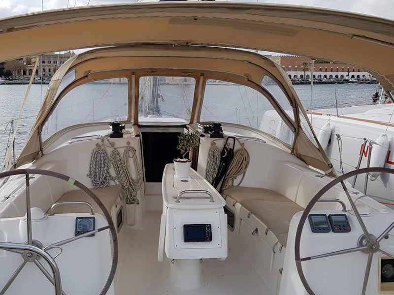 Cyclades 39.3 (Rhodes Yachting)  - 8