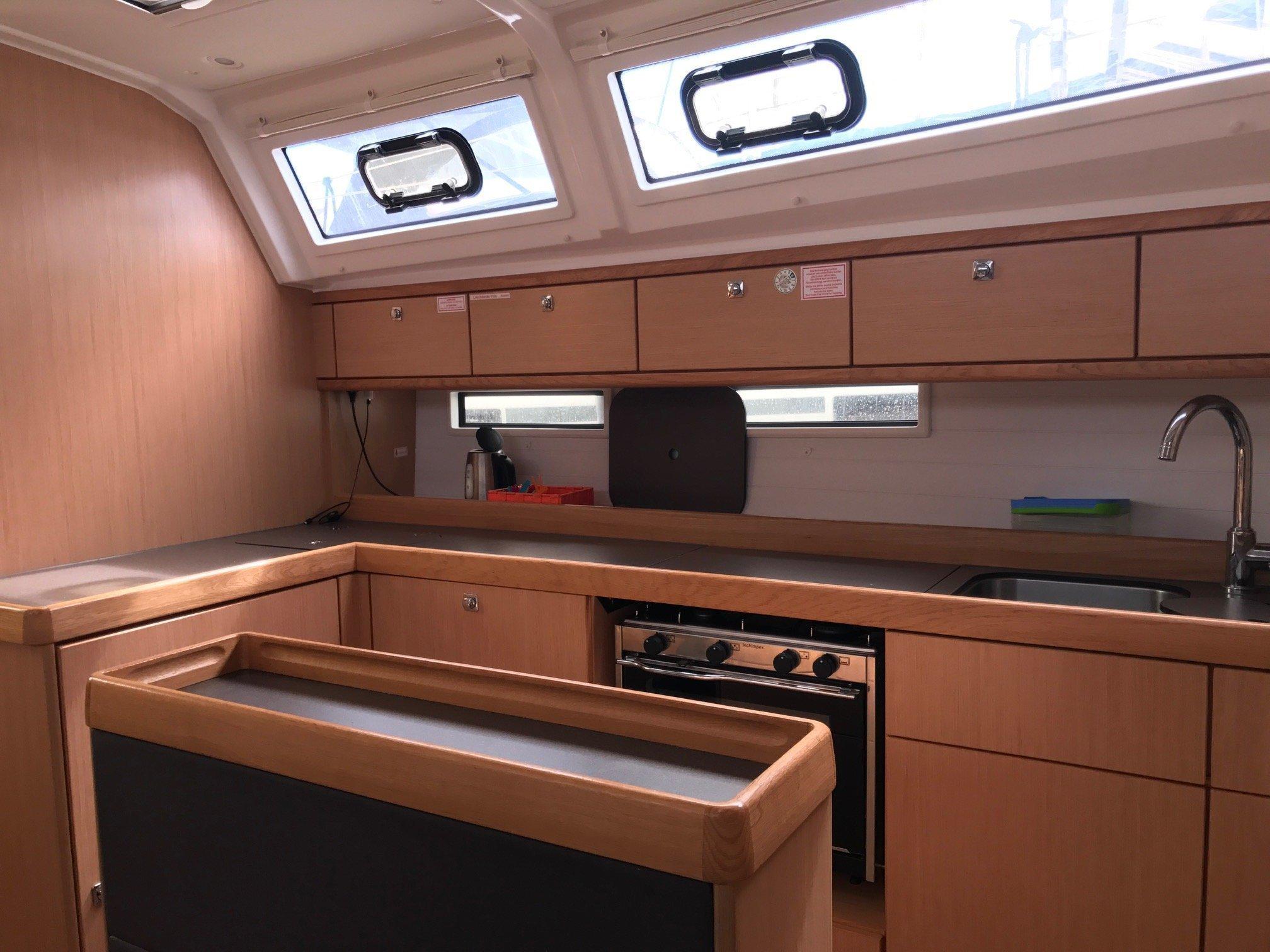 Bavaria Cruiser 46 (Libertá (Modell 2016, boated 2016))  - 14