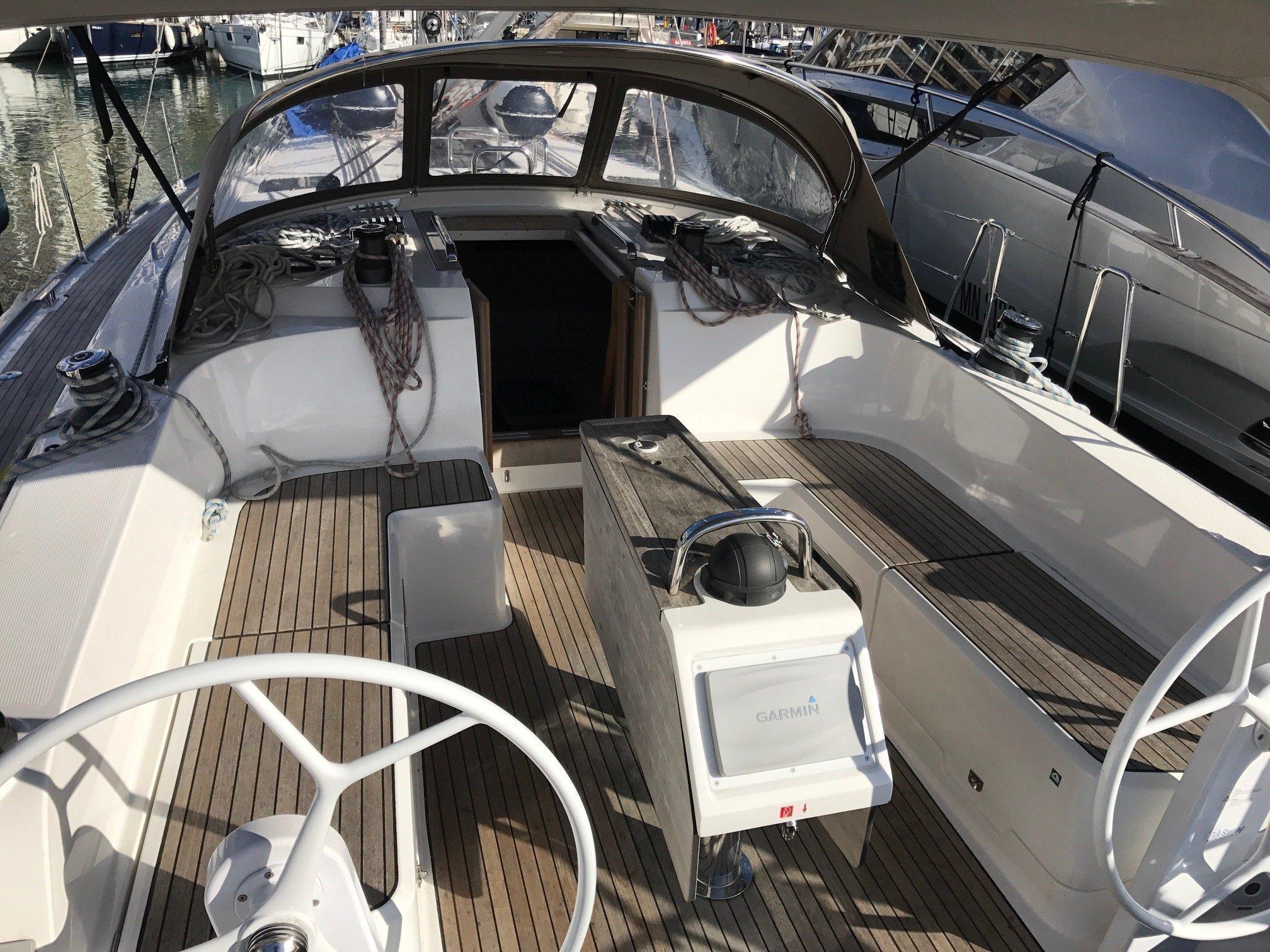Bavaria Cruiser 46 (Libertá (Modell 2016, boated 2016))  - 9