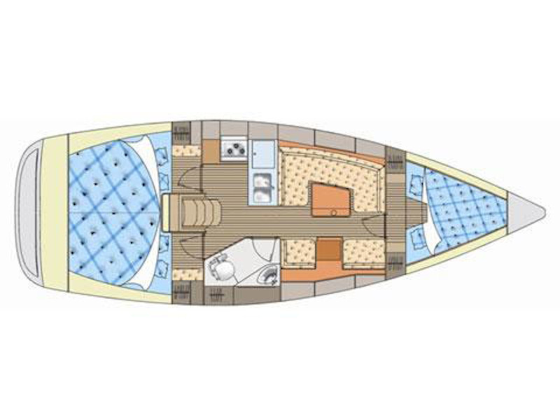 Elan 344 (Naftaki) Plan image - 2