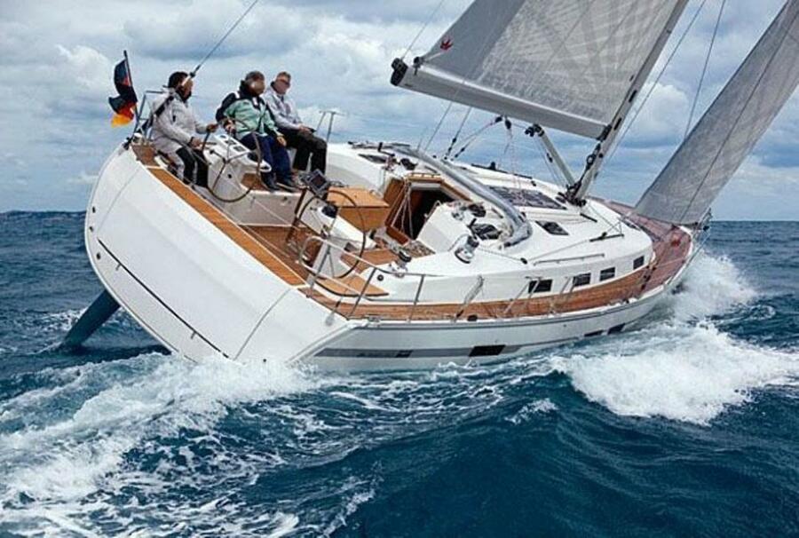 Bavaria Cruiser 45 (Elise -Bavaria 45 Cruiser)  - 39