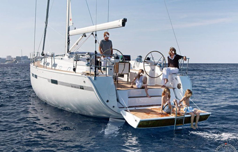 Bavaria Cruiser 45 (Elise -Bavaria 45 Cruiser)  - 14