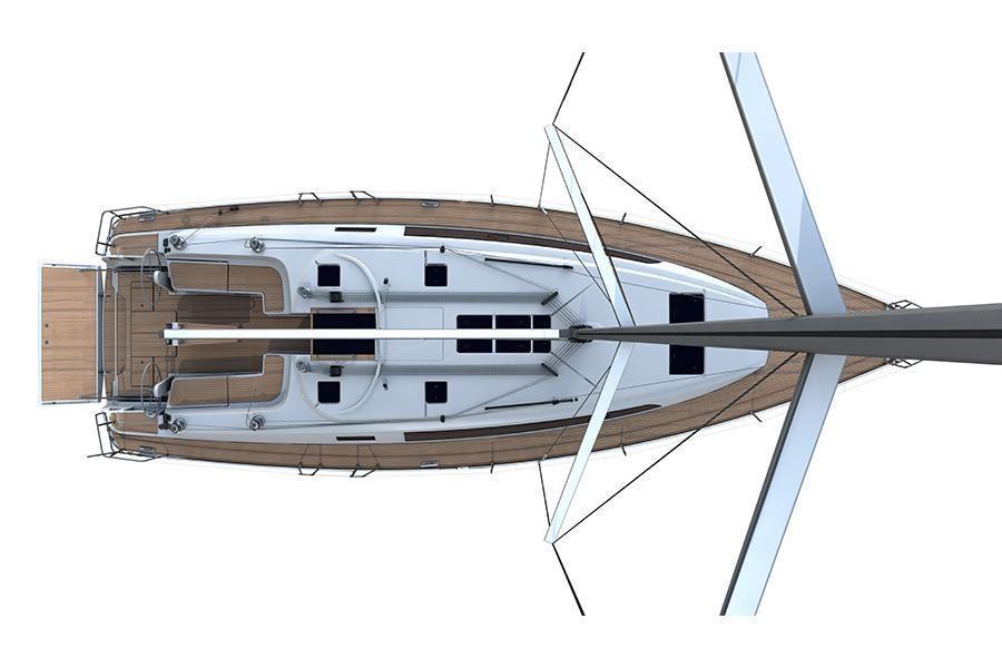 Bavaria Cruiser 45 (Elise -Bavaria 45 Cruiser)  - 30
