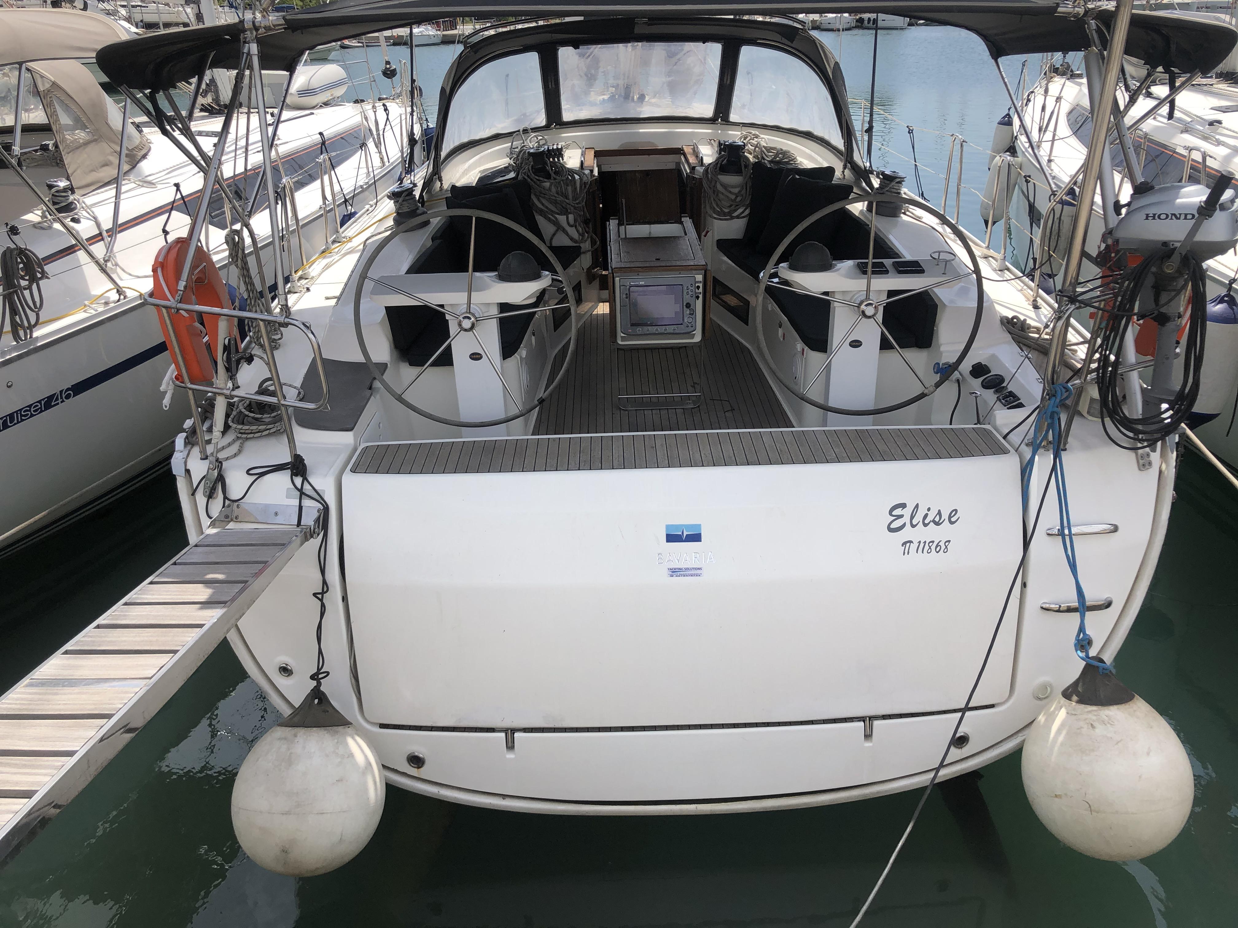 Bavaria Cruiser 45 (Elise -Bavaria 45 Cruiser)  - 5