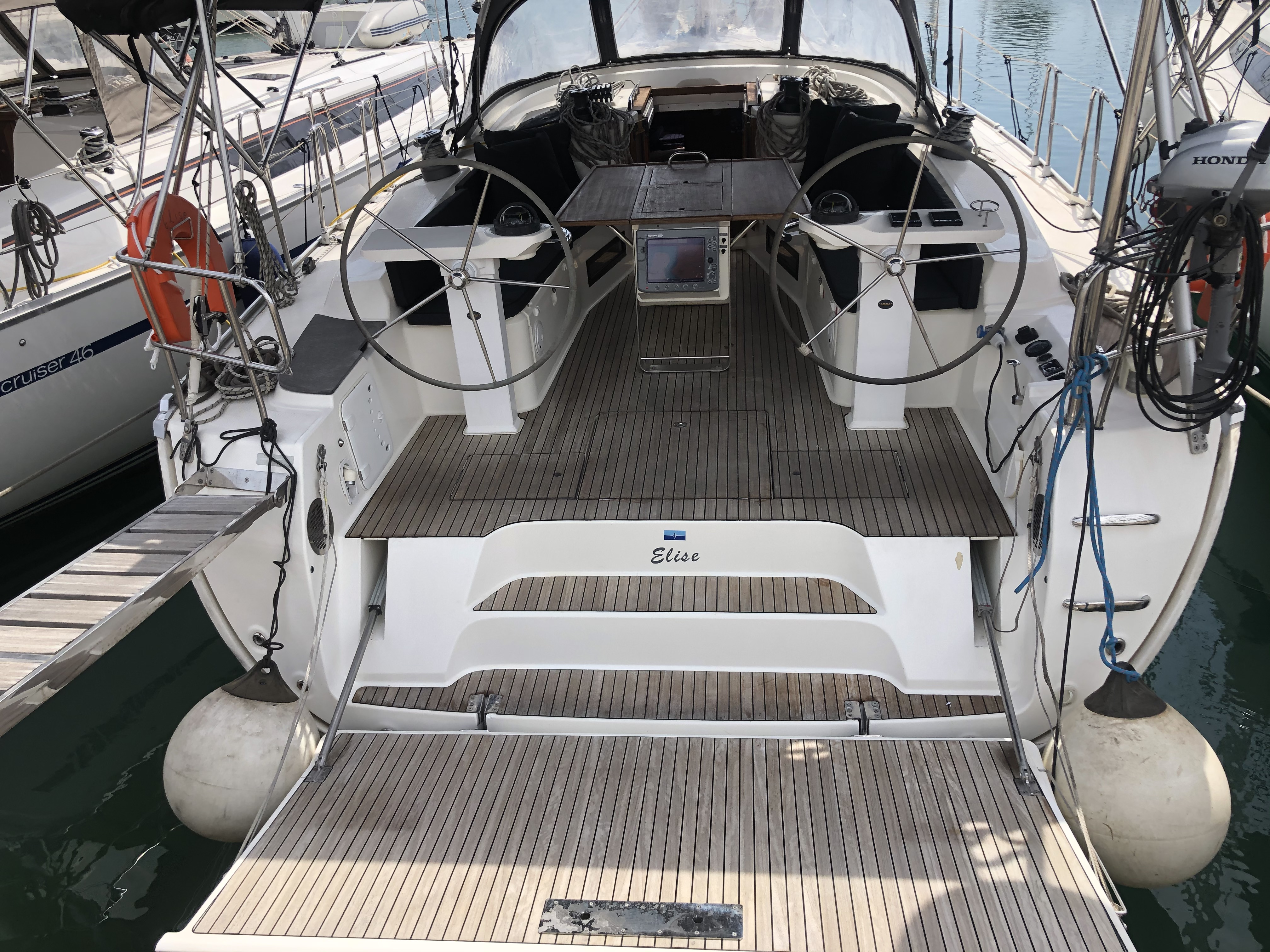 Bavaria Cruiser 45 (Elise -Bavaria 45 Cruiser)  - 42