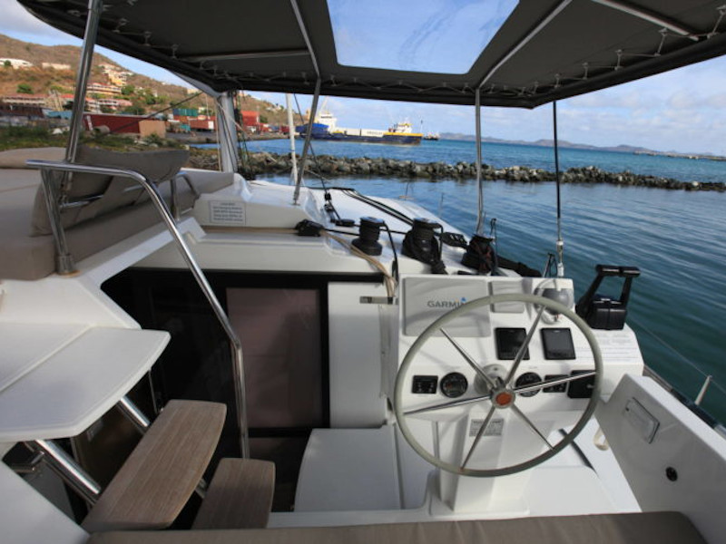 "Saona 47 - Fountaine Pajot (Crewed   ""Alegria"")  - 6"