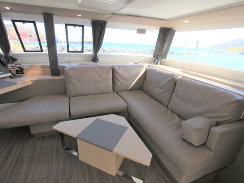 "Saona 47 - Fountaine Pajot (Crewed   ""Alegria"")  - 13"