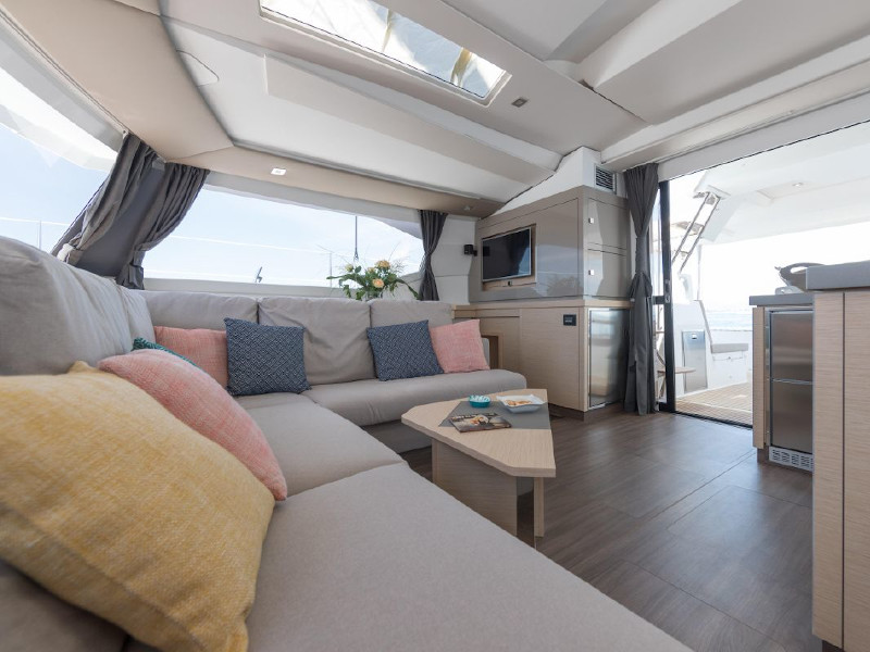 "Saona 47 - Fountaine Pajot (Crewed   ""Alegria"")  - 3"