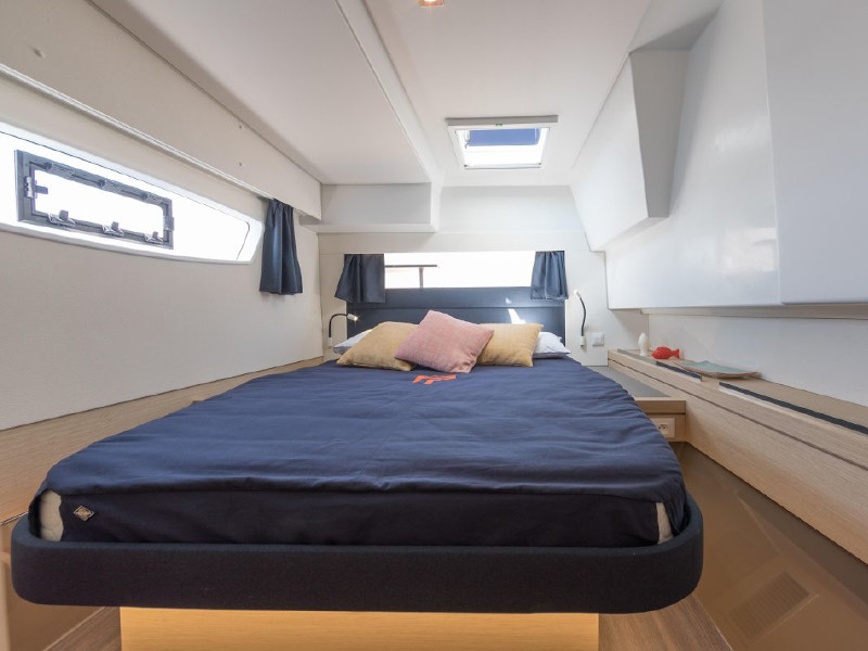 "Saona 47 - Fountaine Pajot (Crewed   ""Alegria"")  - 17"