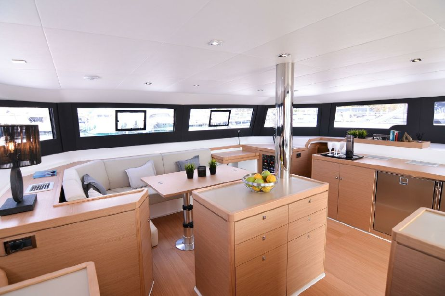 Dufour Catamaran 48 (Jovy) Lounge - 8