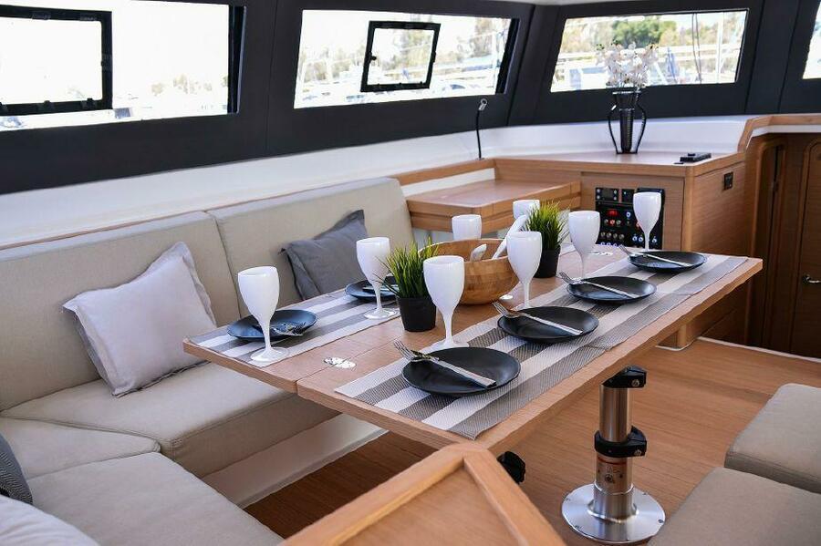 Dufour Catamaran 48 (Jovy) Lounge - 3