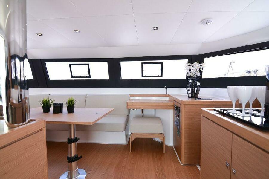 Dufour Catamaran 48 (Jovy) Lounge - 10