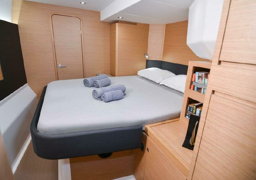 Dufour Catamaran 48 (Jovy) Cabin - 4