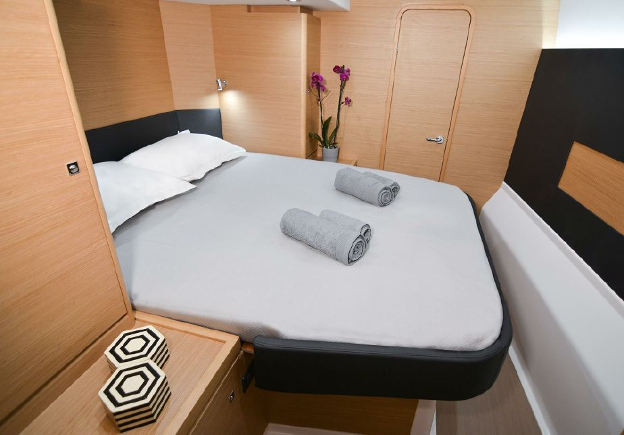 Dufour Catamaran 48 (Jovy) Cabin - 1